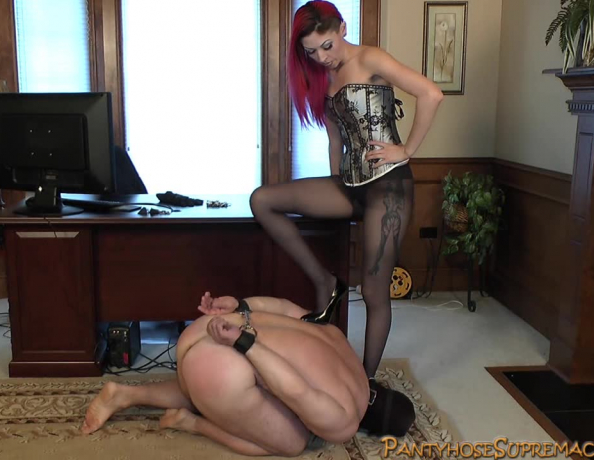 Apologise, but, Vidz pantyhose humiliation